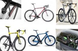 Wah! 6 Tahun Terakhir Impor Sepeda Lebih Besar daripada Ekspor