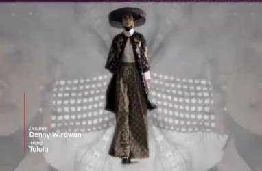 75 Perancang Busana Tampil di Fashion Show Virtual Terbesar di Indonesia