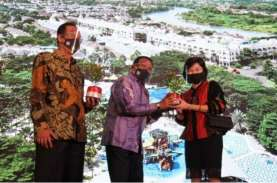 APG Luncurkan Kota Mandiri dan Satelit Baru di Bogor