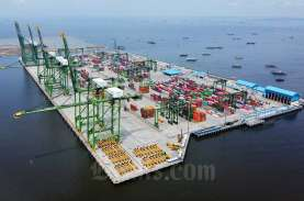 RANTAI PASOK TERINTEGRASI : 7 Pelabuhan Punya Platform…