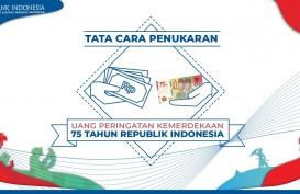 Penukaran Uang Baru Rp75.000 Dibatasi 150 orang per Hari di Papua