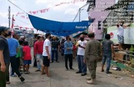 Satpol PP Bubarkan Lomba Gigit Koin 17 Agustus di Jakarta Timur