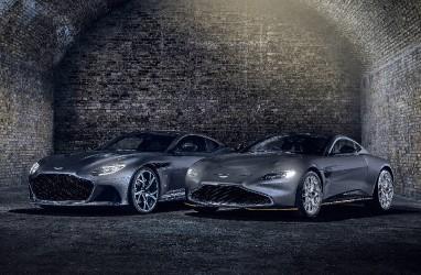 Aston Martin Ciptakan Mobil Sport 007 Edisi Terbatas