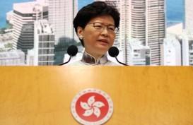 Kartu Kredit Pemimpin Hong Kong Carrie Lam Bermasalah, Kena Sanksi AS?
