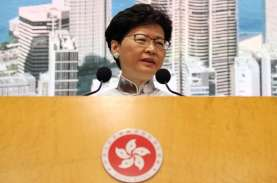 Kartu Kredit Pemimpin Hong Kong Carrie Lam Bermasalah,…