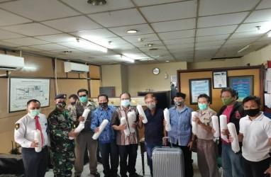Tim Bandara Juanda Gagalkan Penyelundupan Benih Lobster Rp3,8 Miliar