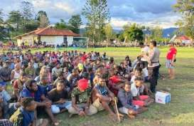 HUT Ke-75 RI: Pertandingan Sepak Bola di Jayawijaya Ricuh, 23 Orang Luka-Luka