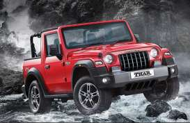 Mahindra Perkenalkan All-New Thar, Ikon SUV 4x4 India