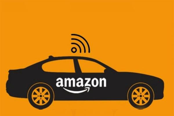 Mobil Swakemudi Amazon. Kolaborasi antara Toyota dan Amazon Web Services (AWS) meluas ke seluruh perusahaan Toyota.  - Silicon Valley