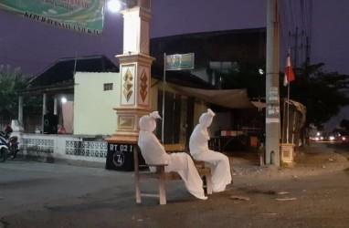 Satu RT di Dikarantina karena Klaster Corona Pernikahan di Sukoharjo
