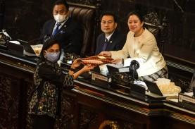 PARIPURNA DPR: PDIP Sentil Pengelolaan BUMN