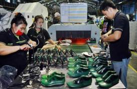 Ekspor Alas Kaki Tumbuh, Utilisasi Pabrikan Masih Rendah
