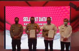 Disaksikan Kabaharkam, PTPN V Jalin Kesepakatan Dengan Polda Riau