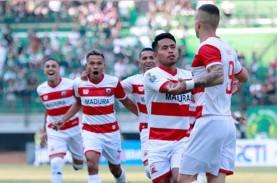 Madura United Optimis Pemainnya Tidak Ada yang Terkena…