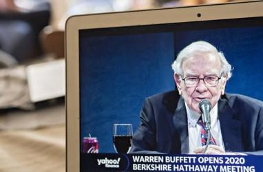 Langkah Warren Buffett Bikin Silau Emiten Emas di Bursa Efek Indonesia?