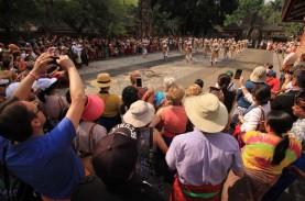 EKONOMI BALI : Pasar Rakyat Gianyar Ditarget Beroperasi…