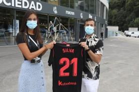 David Silva dari ManCity ke Real Sociedad, Lazio Sebut…