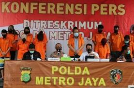 Polisi Gerebek Klinik Aborsi di Raden Saleh, Dokter…