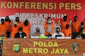 Digerebek, Klinik Aborsi di Raden Saleh Gugurkan 2.000…