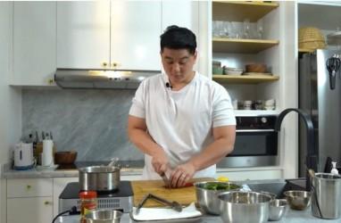 Chef Arnold dan Maxi Berbagi Rahasia Masak Cepat dan Lezat