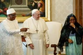 Pemberontak Tahan Presiden Mali dan Sejumlah Pejabat…