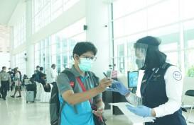 Jelang HUT RI, Penumpang Bandara Internasional Syamsudin Noor Naik 77%