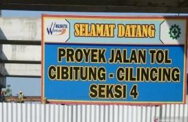 Proyek Tol Cibitung-Cilincing Disetop, Kontraktor Terancam Sanksi