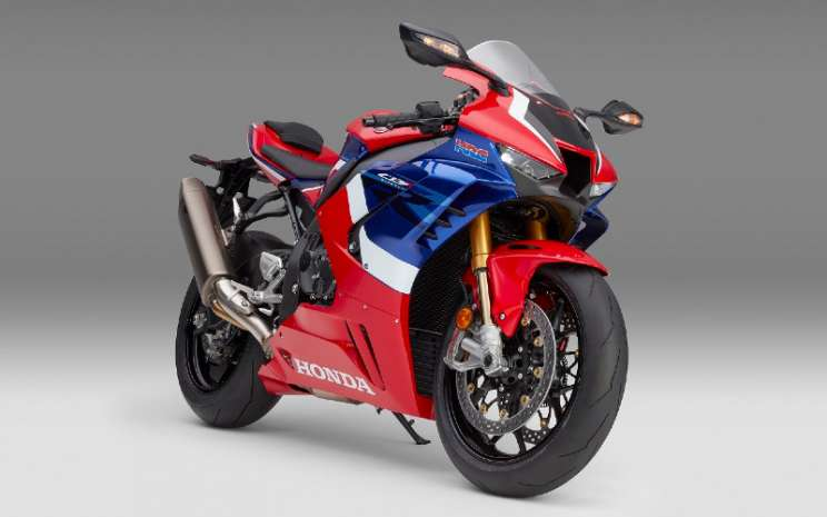 Honda CBR1000RR/R Fireblade. AHM