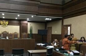 Seorang Hakim di Pengadilan Negeri Jakarta Pusat Positif…