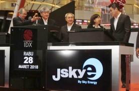 Sky Energy (JSKY) Siap Rights Issue Akhir Semester II/2020