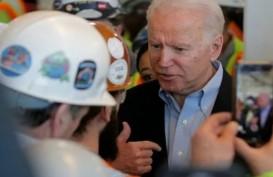 Sah! Partai Demokrat Tunjuk Joe Biden Lawan Trump di Pemilu AS 2020