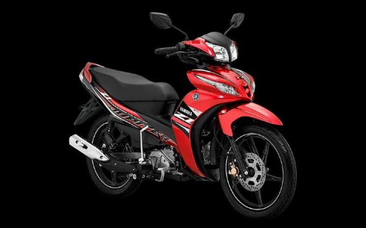 Yamaha  Jupiter Z1. Yamaha yang memperbarui tampilan dari Jupiter Z1 dengan warna dan stripping baru pada awal Agustus 2020.  - Yamaha