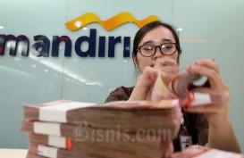 Bank Mandiri (BMRI) Salurkan Kredit Rp26,9 Triliun dari Dana PEN