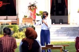 Jokowi: Bantuan Modal Kerja untuk 9,1 Juta UMK Cair…