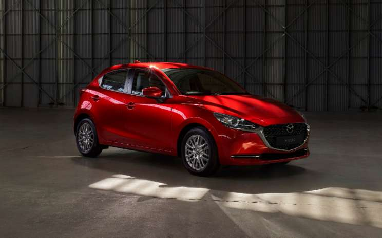 Mazda2.  - EMI