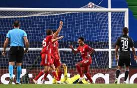 Bayern Munchen vs Paris Saint-Germain di Final Liga Champions