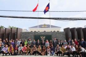 HUT Ke-75 Kemlu RI, KBRI Phnom Penh Tempati Gedung…