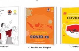 Ini 3 Buku Karya UI & BNPB Mengenai Penanganan Covid-19
