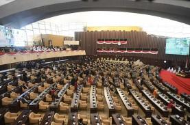 Gugatan Pembatasan Masa Jabatan Anggota DPR Dicabut