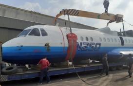 Museum Dirgantara Jadi Akhir Perjalanan Pesawat N250 Gatotkaca