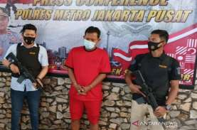 Kasus Pabrik Ekstasi di RS Swasta, 4 Sipir Rutan Salemba…