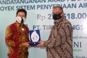 BNI Syariah Salurkan Pembiayaan Sindikasi Rp126 Miliar di Proyek Air Minum