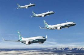 Boeing 'Pecah Telur' Penjualan 737 Max Pertama Tahun…