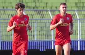 Arema FC Rekrut Dua Pemain Muda dari Brasil