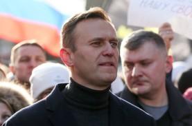 Diduga Diracun, Pemimpin Oposisi Rusia Alexey Navalny…