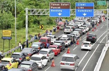 Polres Bogor : Ini 10 Titik Rawan Kemacetan di Jalur Puncak