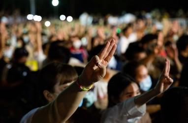 Tuntut Demokrasi yang Lebih Luas, Sejumlah Aktivis Thailand Ditangkap