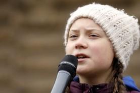 Greta Thunberg Desak Merkel dan Pemimpin Dunia Serius…