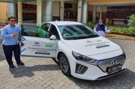 Pajak Mobil Listrik Hyundai Ioniq Hanya Rp3 Juta Saja,…