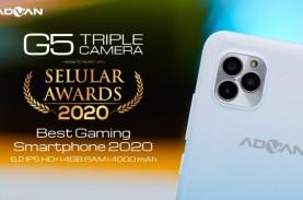 Advan G5, Smartphone Sejutaan Tawarkan Performa Canggih…